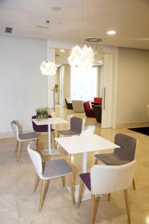 Hotel Gelmirez: Interior