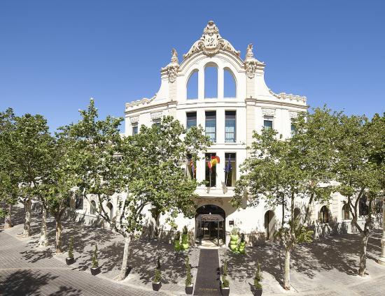 The Westin Valencia: Exterior