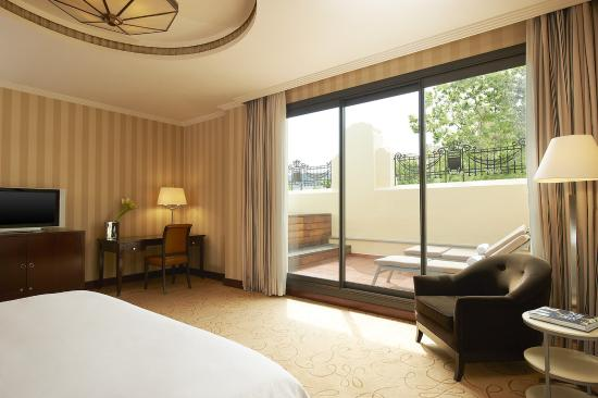 The Westin Valencia: Grand Deluxe with Jacuzzi