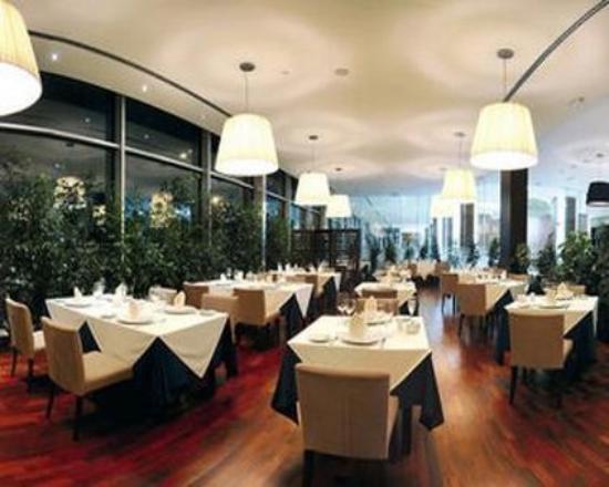 Hotel Gandia Palace: Restaurant
