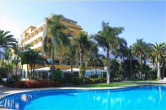 Hotel Tigaiga: Pool view
