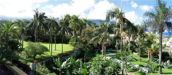 Hotel Tigaiga: Garden