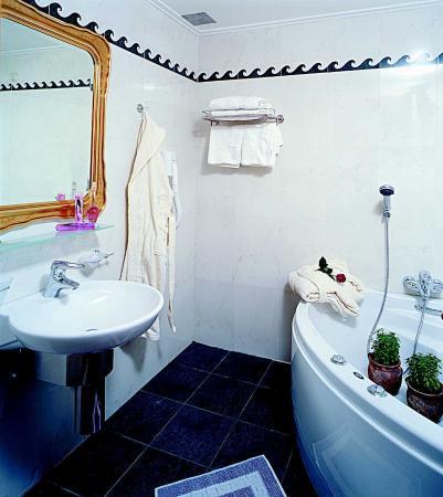 Byzantino Hotel : Bathroom