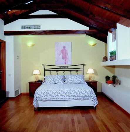 Byzantino Hotel : DBL
