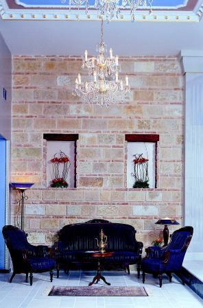 Byzantino Hotel : Reception