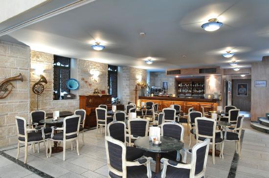 Byzantino Hotel: Bar Kafe