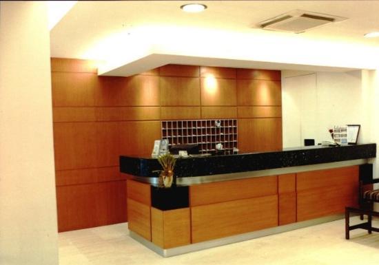 Africa Hotel: Lobby