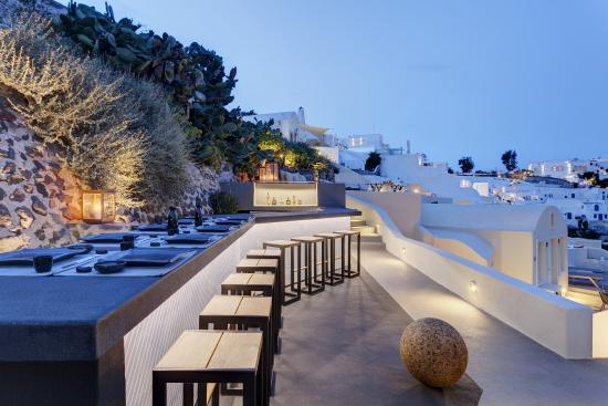 Mystique Luxury Collection Hotel: ASEA Restaurant And Cocktail Bar
