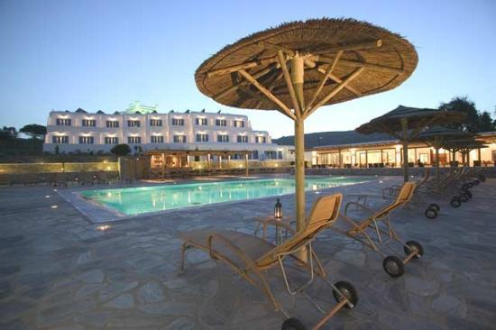 Yiannaki Hotel: Exterior -OpenTravel Alliance - Exterior View-