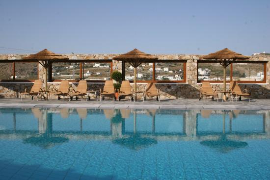 Yiannaki Hotel: Pool (OpenTravel Alliance - Pool view)