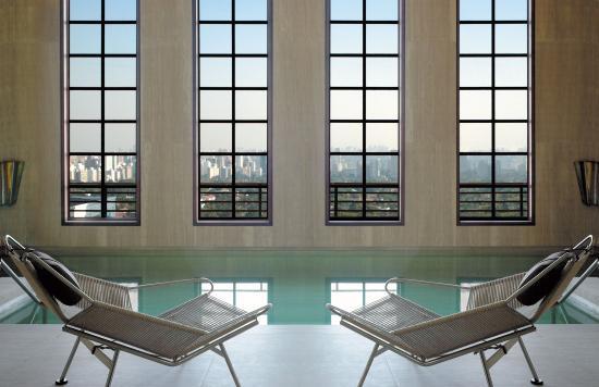 Hotel Fasano São Paulo: Pool