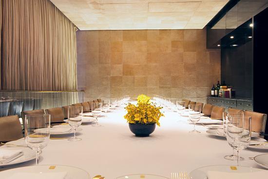 Hotel Fasano São Paulo: Fasano Restaurant Prive