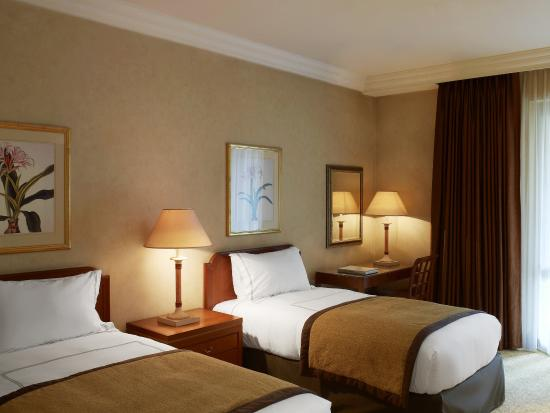 Sheraton Addis, a Luxury Collection Hotel: Villa Twin Room