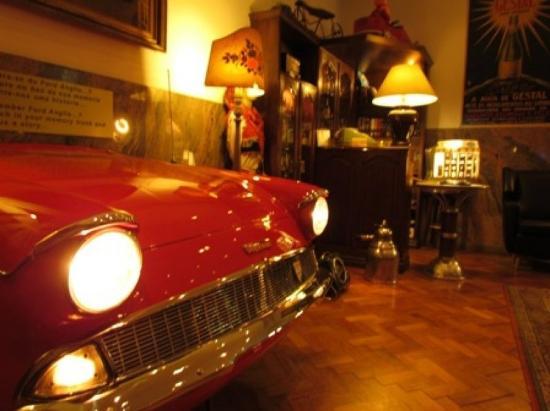 Pao de Acucar Hotel: Lounge