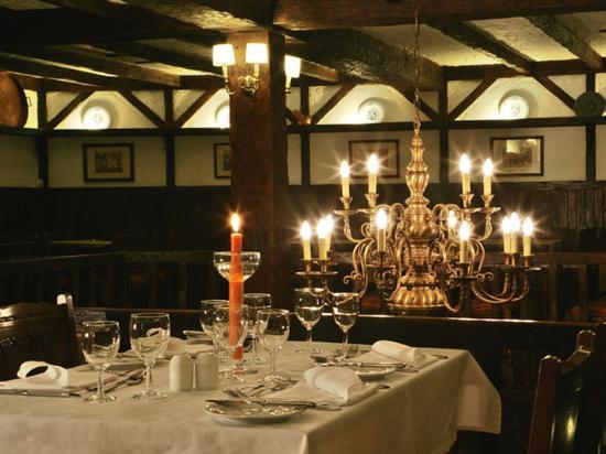 SANA Rex Hotel: Restaurant