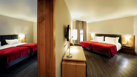 Rooms: Picture Of SANA Reno Hotel, Lisbon