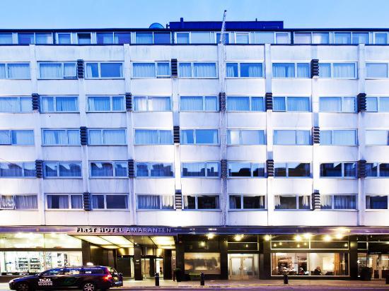Clarion Hotel Amaranten : Exterior