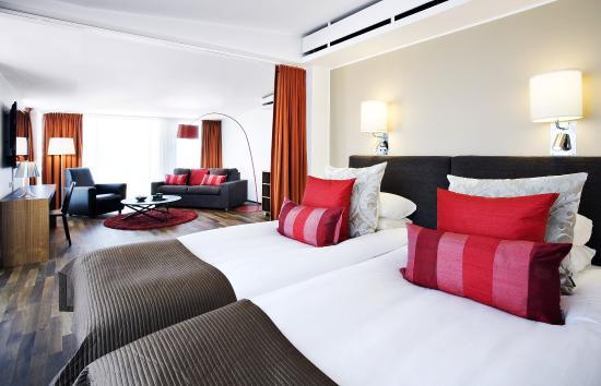 Clarion Hotel Amaranten : Suite