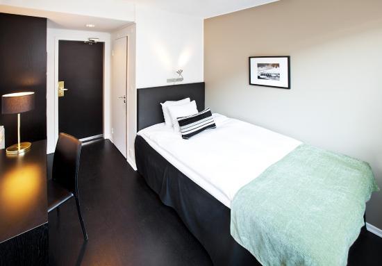 Clarion Hotel Amaranten : Single Moderate