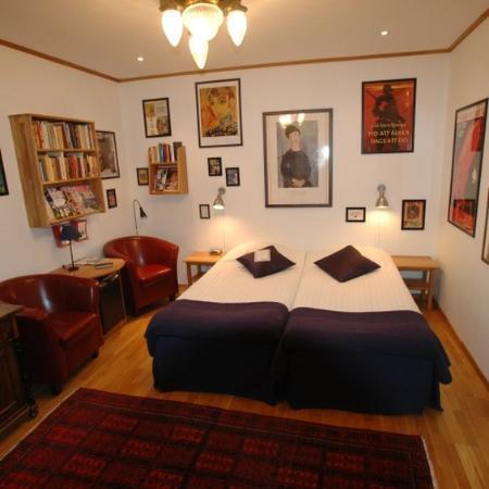 Hotell Gastis: HEYSTOGATwin Room
