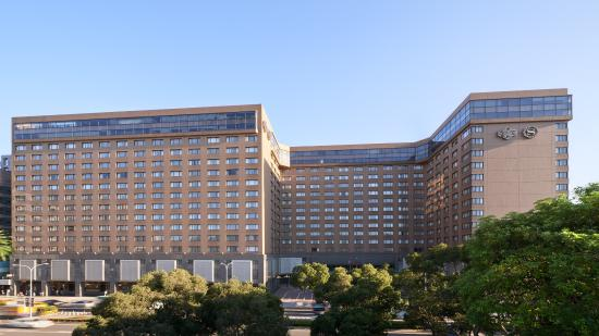 Sheraton Grand Taipei Hotel: Hotel Exterior
