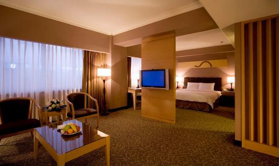 Caesar Park Taipei: Guest Room / Suite Room