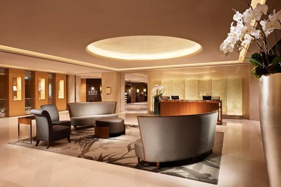 Sheraton Grand Taipei Hotel: Lobby