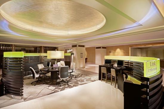Sheraton Grand Taipei Hotel: Link Sheraton