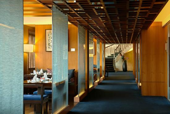 Sheraton Grande Taipei Hotel: The Guest House Chinese Restaurant