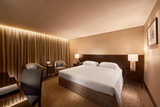 Sheraton Grande Taipei Hotel: Deluxe King