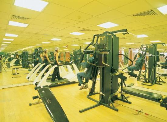 Highland City Hotel: GYM