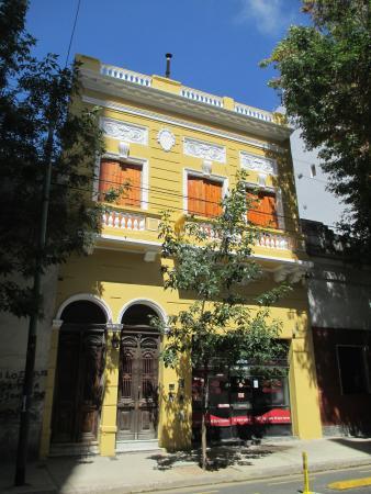 La Querencia de Buenos Aires: Façade de la maison