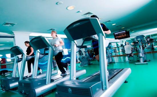Al Raha Beach Hotel: Gym