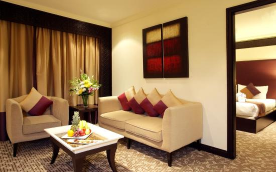 The Carlton Tower Hotel : Suite Room