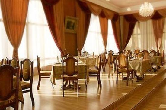 Best Eastern Hotel Metropol: Restaurant