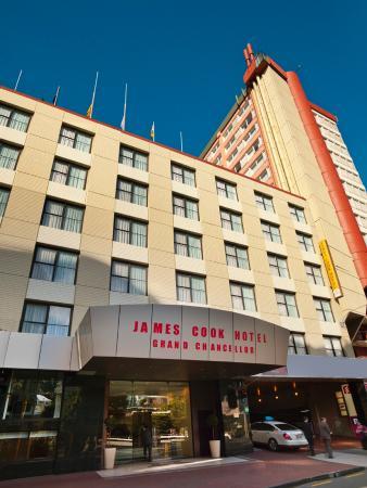 James Cook Hotel Grand Chancellor: JCHGCExterior Day