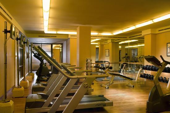 Conrad Bali: Fitness Centre