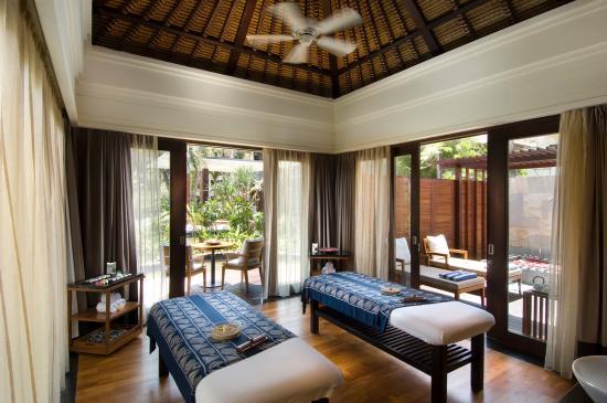 Conrad Bali: Spa Pavilion