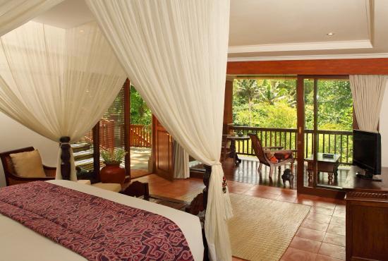 Warwick Ibah Luxury Villas & Spa: Treetops Suite