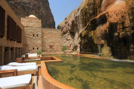Ma'in, Jordan: Six Senses Spa