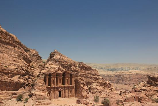 Ma'In Hot Springs : Petra