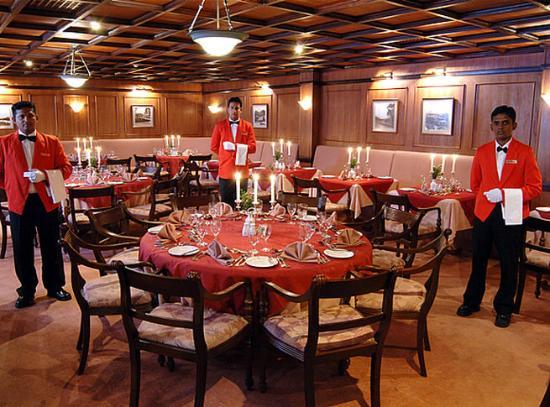 The Grand Hotel : Restaurant