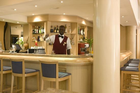 Azalai Grand Hotel: Bar/Lounge