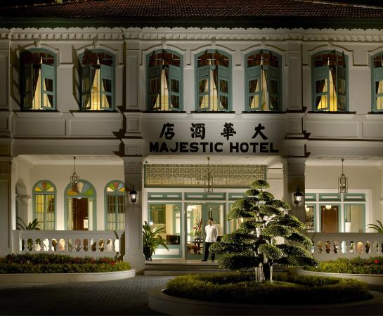 The Majestic Malacca: A waterside mansion oozing colonial charm
