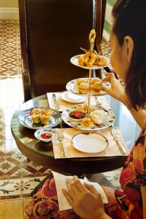 The Majestic Malacca: Afternoon Tea
