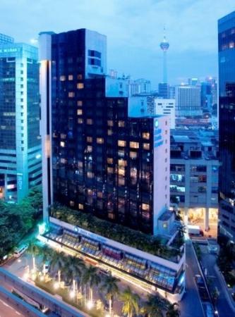 Melia Kuala Lumpur: Exterior View