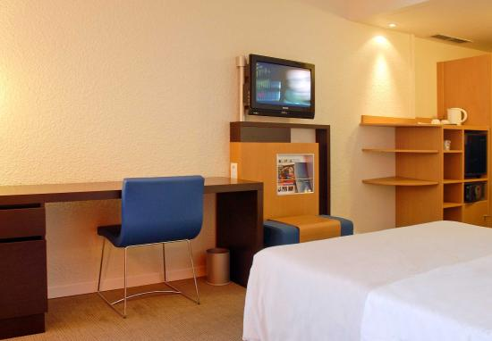 Novotel Dakar: Guest Room