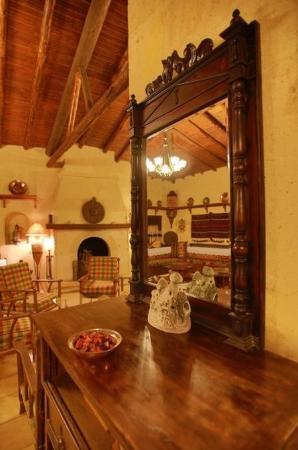 Hotel Surban: Lounge