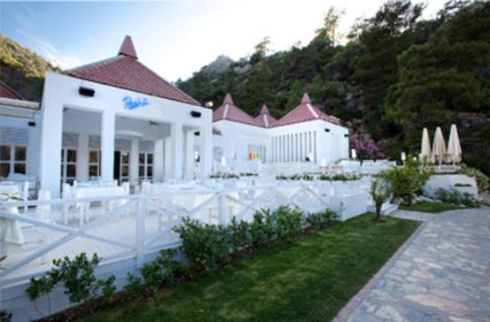 Hillside Beach Club: Pasha Restaurant