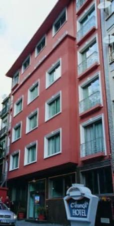 Cihangir Hotel: Exterior